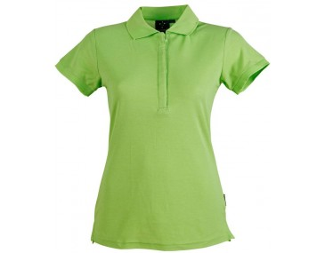 Fine Pique Polo Ladies Shirt