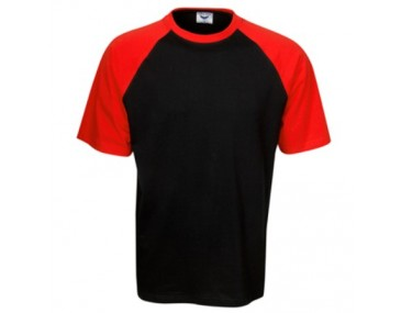 Raglan University Colour Tee Shirt