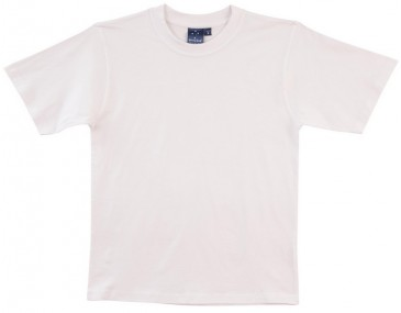 Promotional White Unisex T-Shirts
