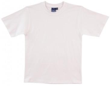 Promotional White Unisex T-Shirt