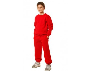 Emperor Fleece Kids Sweat Shirt