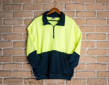 High Visibility Fleece Jumper