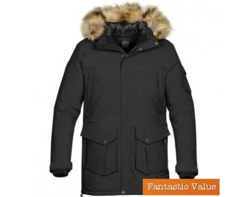 Imprinted Mens Parka jackets