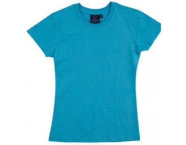 Comfort Ladies Slim Tee Shirt