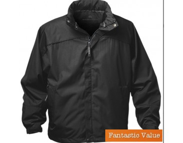 Mens Fleet Ripstop Rainshell