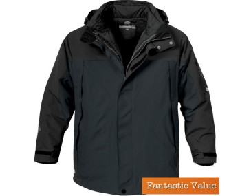 Mens Fusion 5-In-1 jackets