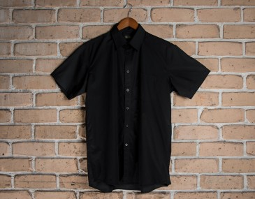 Mens Short Sleeve Business Shirt