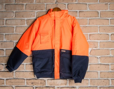 Safety Jacket Arctic
