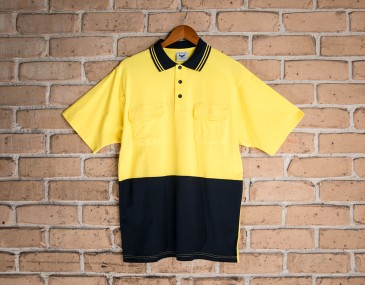 Wangaratta Hi Vis Polo Short Sleeves