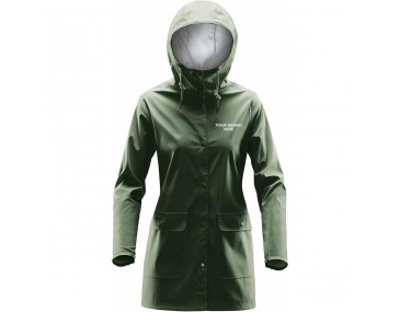 Womens Water Resistant Rain Jackets