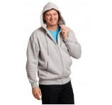 Albatross Mens Fleece Zip Hoodie