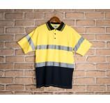 Glenrowan Short Sleeve Safety Polo