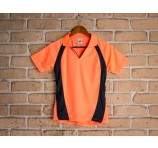 Hi Vis Stay Dry Waffle Knit Ladies Polo
