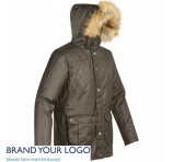 imprinted Mens Parka Edo jackets