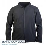 imprinted Mens Softshell jackets