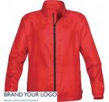 imprinted Mens Windbreaker jackets