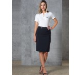 Ladies Custom Stretch Work Skirts