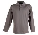 Cotton Polo Long Sleeve Shirts