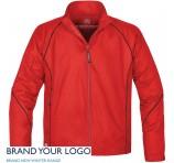 Mens Signal Track jackets