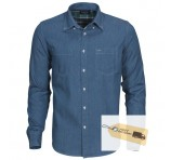 Poseiden Denim Shirt