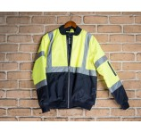 Safety High Visibility Fly Jacket