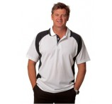 Scorpion Mens Cheap Embroidered Polos