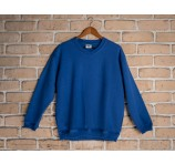 V Neck Fleece Sweater