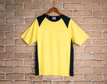 100% Cotton Stay Dry Safety Tee