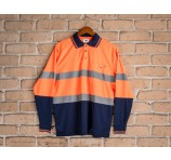 Day Night Ultra Dry Polo Long Sleeves