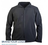 imprinted Mens Softshell jackets
