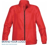 imprinted Mens Windbreaker jackets