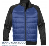 Mens Alpha Warm-Up Shell