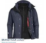 Mens Beaufort 3-In-1 jackets