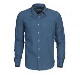 Mens Denim Look Personalised Shirts