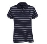 Striped Mens Polo Shirt
